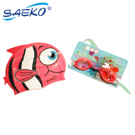 SET JUNIOR FISH ROSA