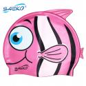 Gorra SILICONA FISH PINK