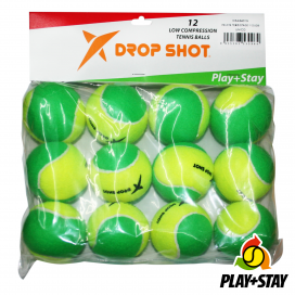 PELOTA STAGE 1 X 12 DROP SHOT