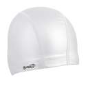 Gorra de natación POLIFLEX blanca
