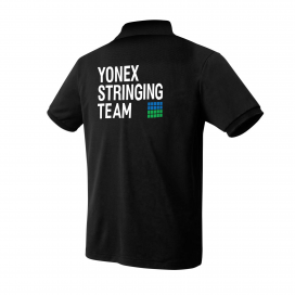 Polo YONEX STRING TEAM negro