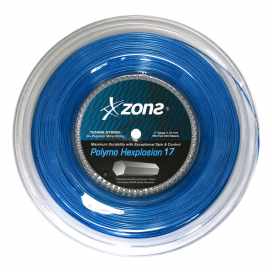 POLYMO HEXPLOSION 120m 17 (1.23) Azul Oscuro - Rollo