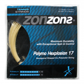 POLYMO HEXPLOSION 17 (1.23 mm) SET