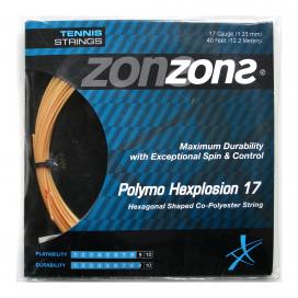 POLYMO HEXPLOSION 17 (1.23mm) Oro - Set
