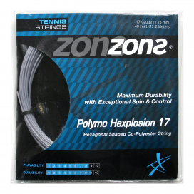 POLYMO HEXPLOSION 17L (1.23 mm) SET