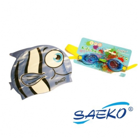 SET JUNIOR FISH AZUL