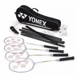 Set Badminton YONEX 4 Raquetas