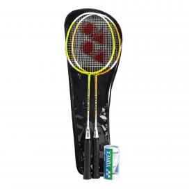 Set Badminton YONEX 2 Raquetas