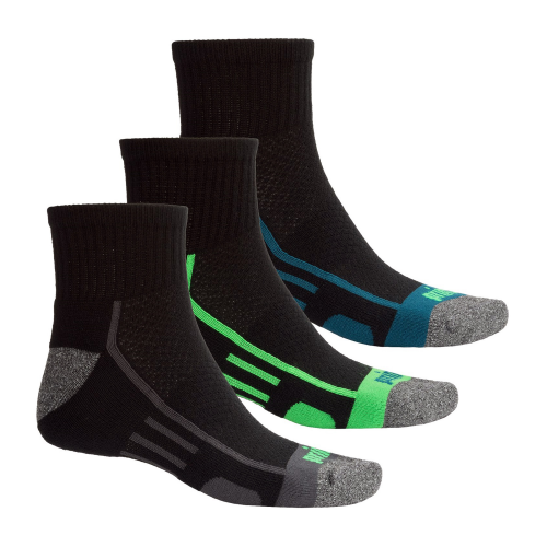 Calcetines 3 PAIR QUARTER 6-12