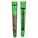 PORTAPALO DROP SHOT LIME/FUCSIA
