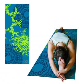 Yoga Mat LIFE SPIRIT Turquesa