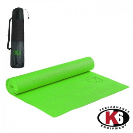 YOGA MAT 6MM VERDE