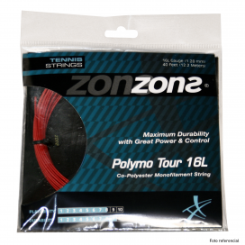 POLYMO TOUR 16L RED (1.28mm)