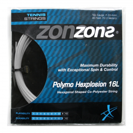 POLYMO HEXPLOSION 16 (1.28 mm) Blanco