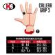 Callera/Muñequera 2 en 1 K6 Grip 3