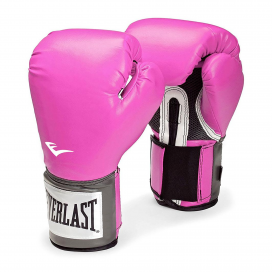 Guante Box PRO STYLE TRAINING 12oz EVERLAST Rosa