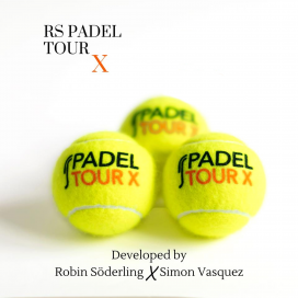 Tarro RS PADEL TOUR X