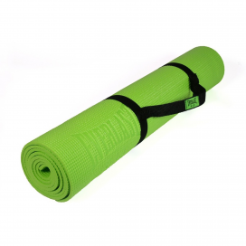 Yoga Mat 6mm EVERLAST Verde Lima