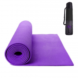 Yoga Mat K6 5mm Morado ( con funda)