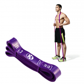 Power Band K6 L3 Morado