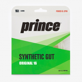 SYNTHETIC GUT Original 16/1.3mm Blanco- Set