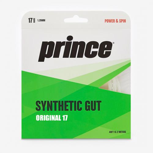 SYNTHETIC GUT Original 17L/1.25mm Blanco- Set