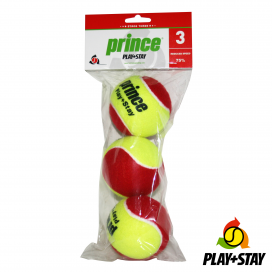 PELOTAS STAGE 3 PLAY+STAY PRINCE