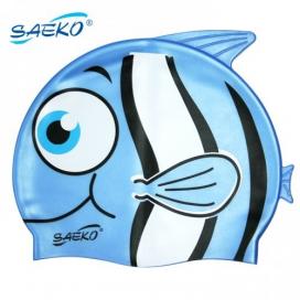GORRA FISH AZUL SILICONA