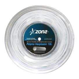 POLYMO HEXPLOSION 200m 16L (1.28mm) Blanco - Rollo