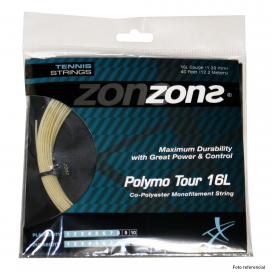 POLYMO TOUR 16L/1.28 Ambar -Set