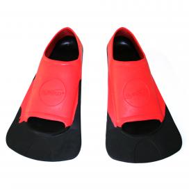 Gualetas SWIMFINS Rojo/Negro