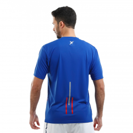 Camiseta HERITAGE JMD Azul