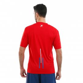 Camiseta HERITAGE JMD Roja