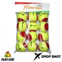Pelota STAGE 3 X 12 Drop Shot