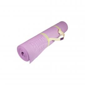 Yoga Mat 6mm EVERLAST Lavanda