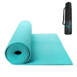 Yoga Mat K6 5mm Azul Claro ( con funda)