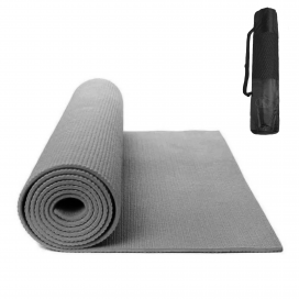 Yoga Mat K6 5mm Gris( con funda)