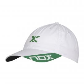 Gorra NOX Blanco/Verde
